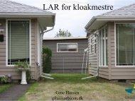LAR for kloakmestre (3.1 MB)