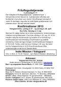Oue Valsgaard sogne maj- aug. 2012 Sommer - Oue og Valsgaard ... - Page 3