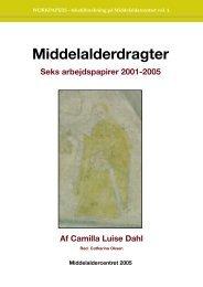 Workpapers textiler.indd - Middelaldercentret