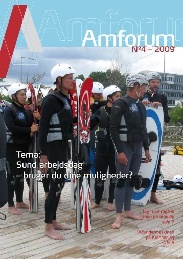 Medarbejderblad - Julie Bauer Larsen.dk