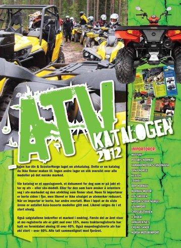 katalogEN - Atv & ScooterNorge