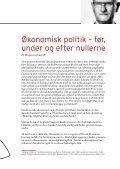 Økonomisk politik – før, under og efter nullerne - De Økonomiske Råd - Page 2