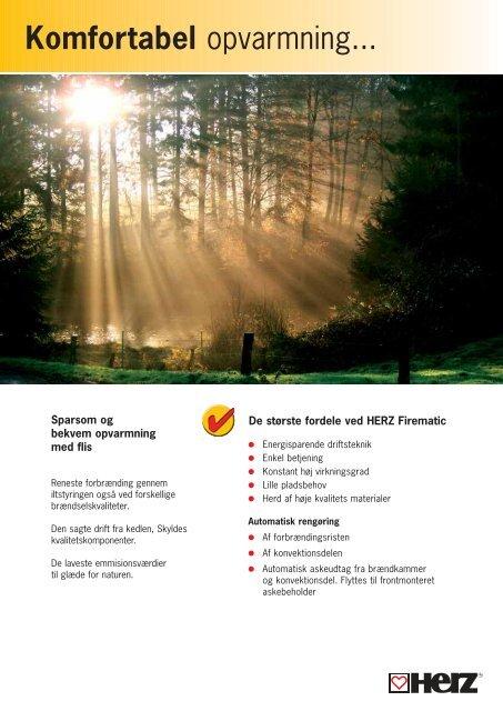 Opvarmning med flis - EnergiMidt