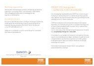 Orudis - Sjekkliste forskrivere - Sanofi