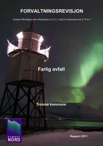 Farlig avfall FORVALTNINGSREVISJON - NKRF