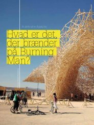 Hvad er det, der brænder på Burning Man?