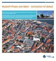 Budolfi Plads-området - invitation til debat - Aalborg Kommune