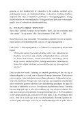 Identitet, voksenliv og pædagogik - Institut for Sociologi og Socialt ... - Page 5