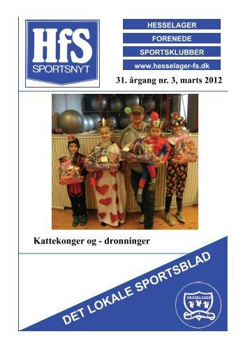 Marts 2012 - Tilbage til forsiden