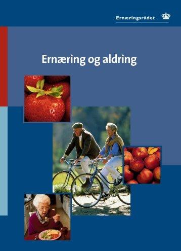 Ernæring og aldring - og Ernæringsrådet