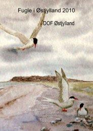 Fugle i Østjylland 2010 - DOF Østjylland