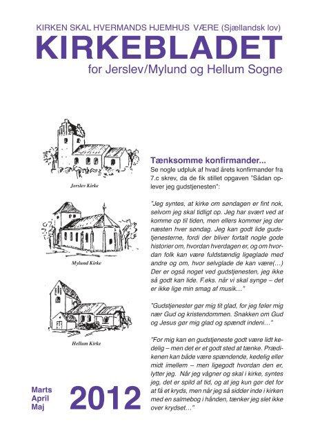 2012 - Jerslev kirke