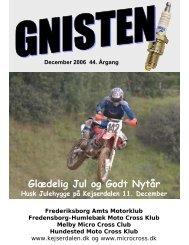 December 2006 - Kejserdalen