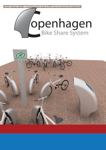 Bike Share System - Bike-Sharing System
