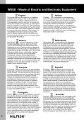 Instruction for use Nilfisk Action West EU.indd - Selectra - Page 4