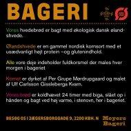vores brød - Claus Meyer
