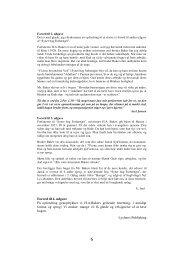 Forord til 4. udgave På opfordring genoptrykker vi H.A.Bakers ...