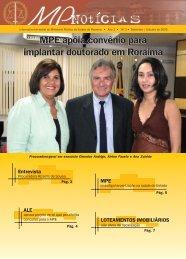 MP noticias - Nr 03