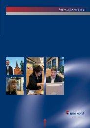Årsregnskab 2003 (PDF) - Spar Nord