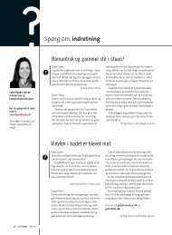 bedre hjem spørg om indretning nr 4 2011-1.pdf - Lotte Raabo Larsen