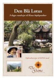 Den Blå Lotus - DaGama Travel