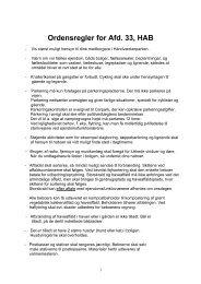 Ordensregler 2010 - Håndværkerparken