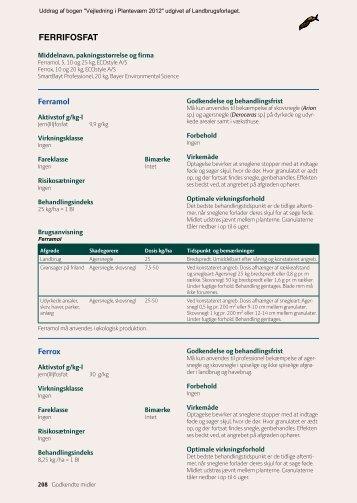 Side 208 til 209 - Middeldatabasen