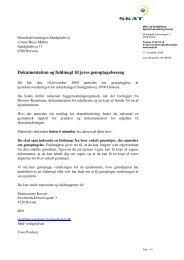 Bilag 3 - Grundejerforening på Sundgårdsvej, Stensballe, Horsens