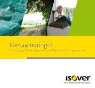 Klimaændringer - Isover