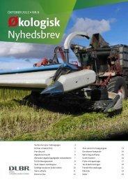 Klik her og læs et nummer af økologisk nyhedsbrev - Heden & Fjorden