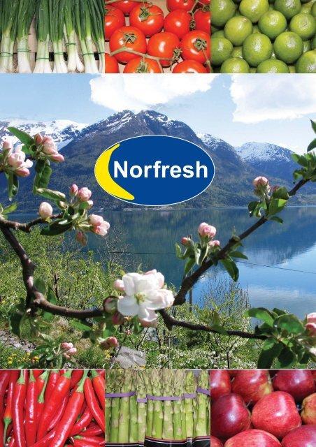 Last ned brosjyre i pdf.format - Norfresh AS