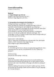Referat Generalforsamling 2011 - vendsysselgade24-26.dk