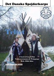 Det Danske Spejderkorps - Tonkawa-Stammen