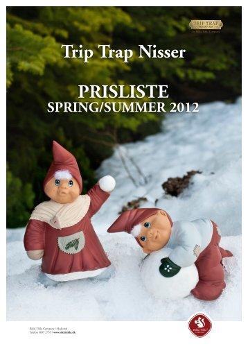 Trip Trap Nisser PRISLISTE - Rikki Tikki Company
