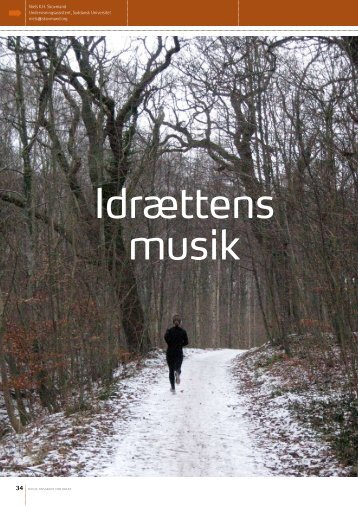 Idrættens musik