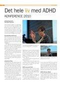 Hvad er signs of Safety? Kursuskatalog for 2011 - ADHD: Foreningen - Page 3