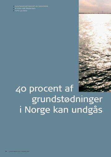 Læs side 32-35 i MiljøDanmark nr. 5, 2004