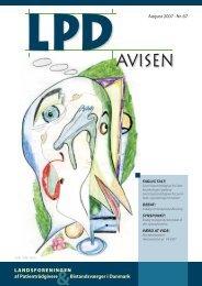 Nummer 67 (juli 2007) - Landsforeningen af Patientrådgivere ...