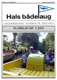 2003-2 - Hals bådelaug