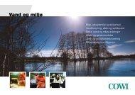 Vand og miljø - Cowi