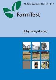 Udbytteregistrering - LandbrugsInfo