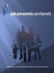 Brochure - Økonomicenteret