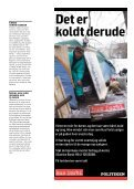 frank Hvam modtager pris fra narkomaner - Hus Forbi - Page 5