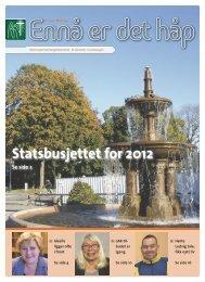Nr. 11 2011 - Evangeliesenteret