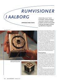 RUMVISIONER I AALBORG - Horsens HF og VUC