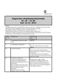 4 - skolebestyrelsesmøde den 13.12.2012 referat - Asgård Skole