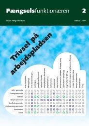 Fagblad 02/2009 - Fængselsforbundet