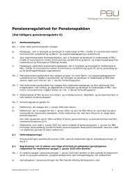 Documents/Pensionsregulativet 2013.pdf - PBU