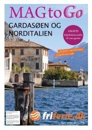 GARDASØEN OG NORDITALIEN - Dansk Fri Ferie