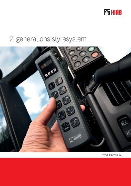 2. generations styresystem - Sawo
